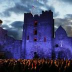 Ludlow Advertiser: A spectacular fireworks display in the grounds of Ludlow Castle ended the festival.