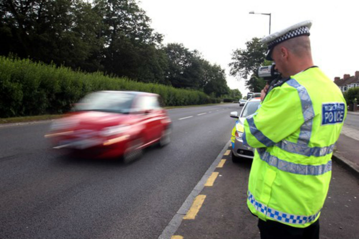 Call for speeding crack down in Lydbury North