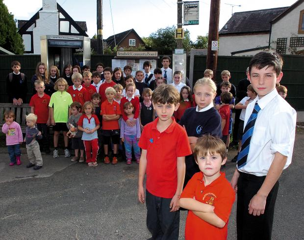 Ludlow Advertiser: Changes to schools transport policy are being delayed.
