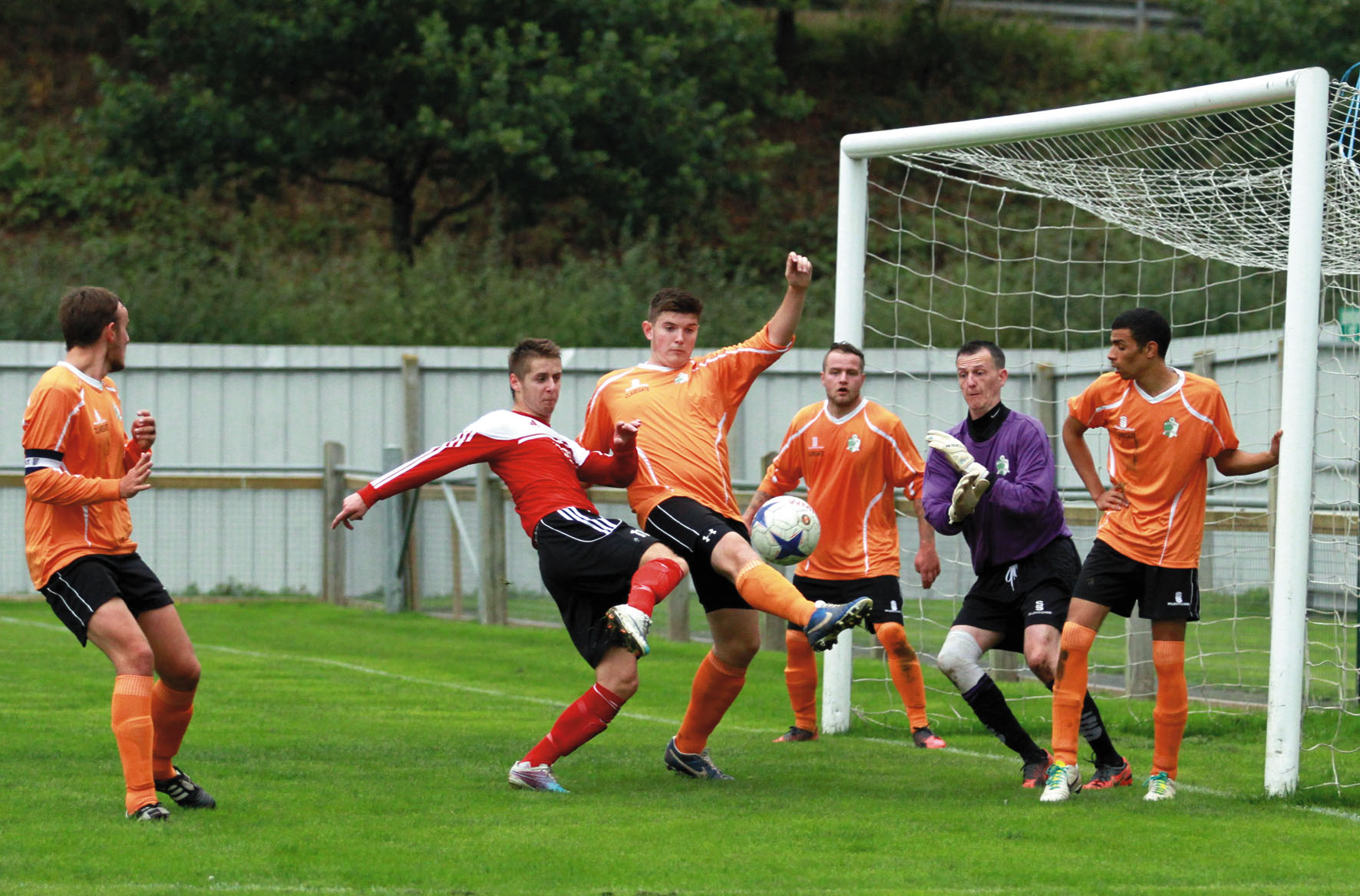 We are full of confidence, AFC Ludlow manager Dave Cooper warns Malvern Rangers