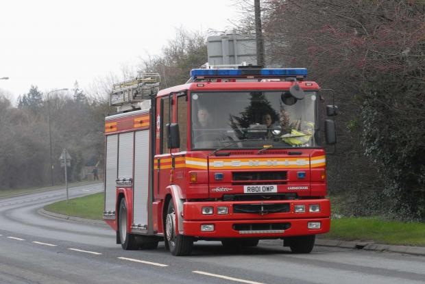 Philip Dunne MP is backing a campaign to save Clun Fire Station.
