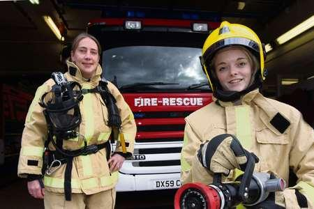 The Shropshire and Wrekin Fire and Rescue Authority is holding a Women's Fire fighting Day in Craven Arms.