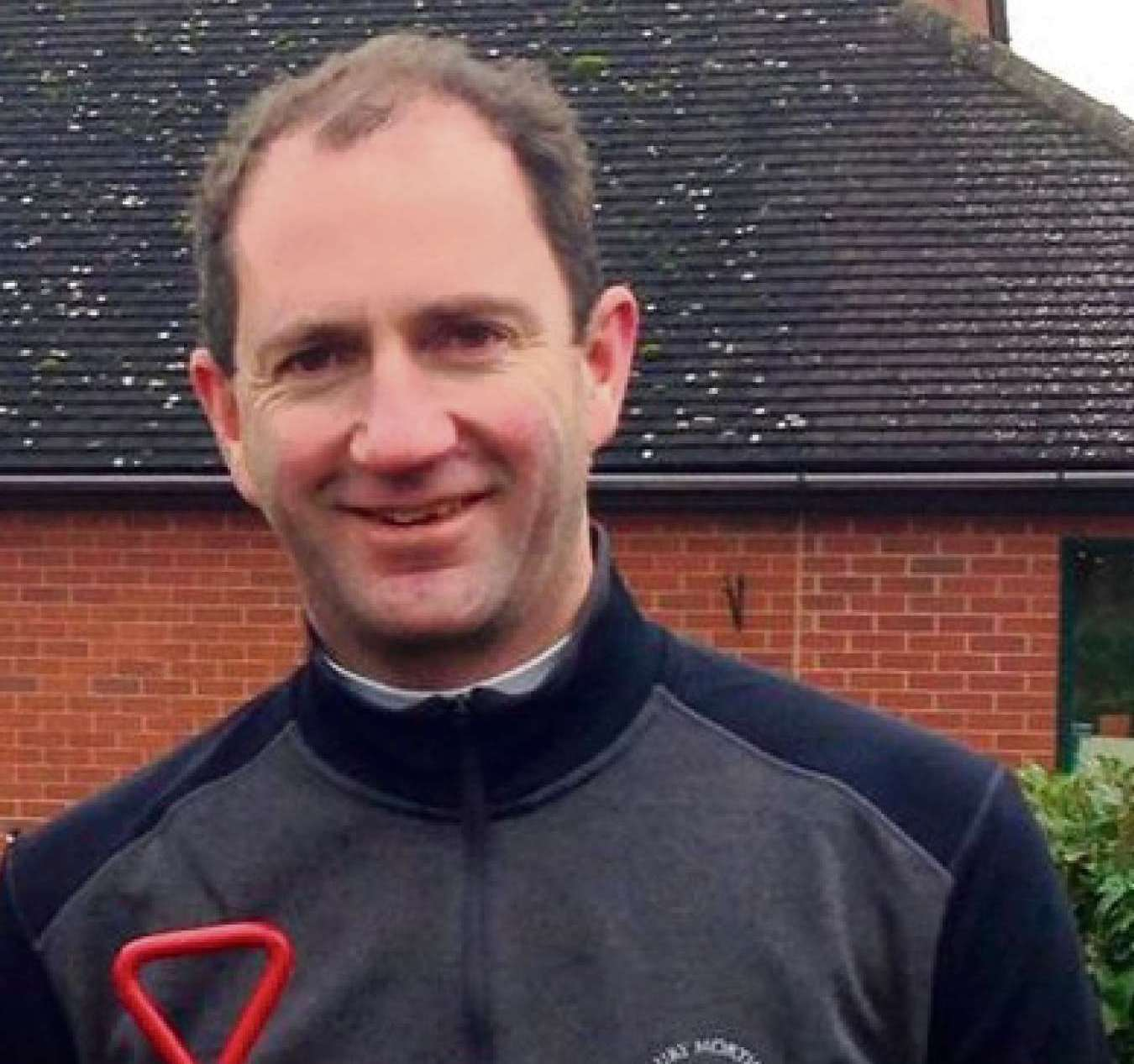 Paul Bowers wins men's roll-up at Cleobury Mortimer Golf Club.