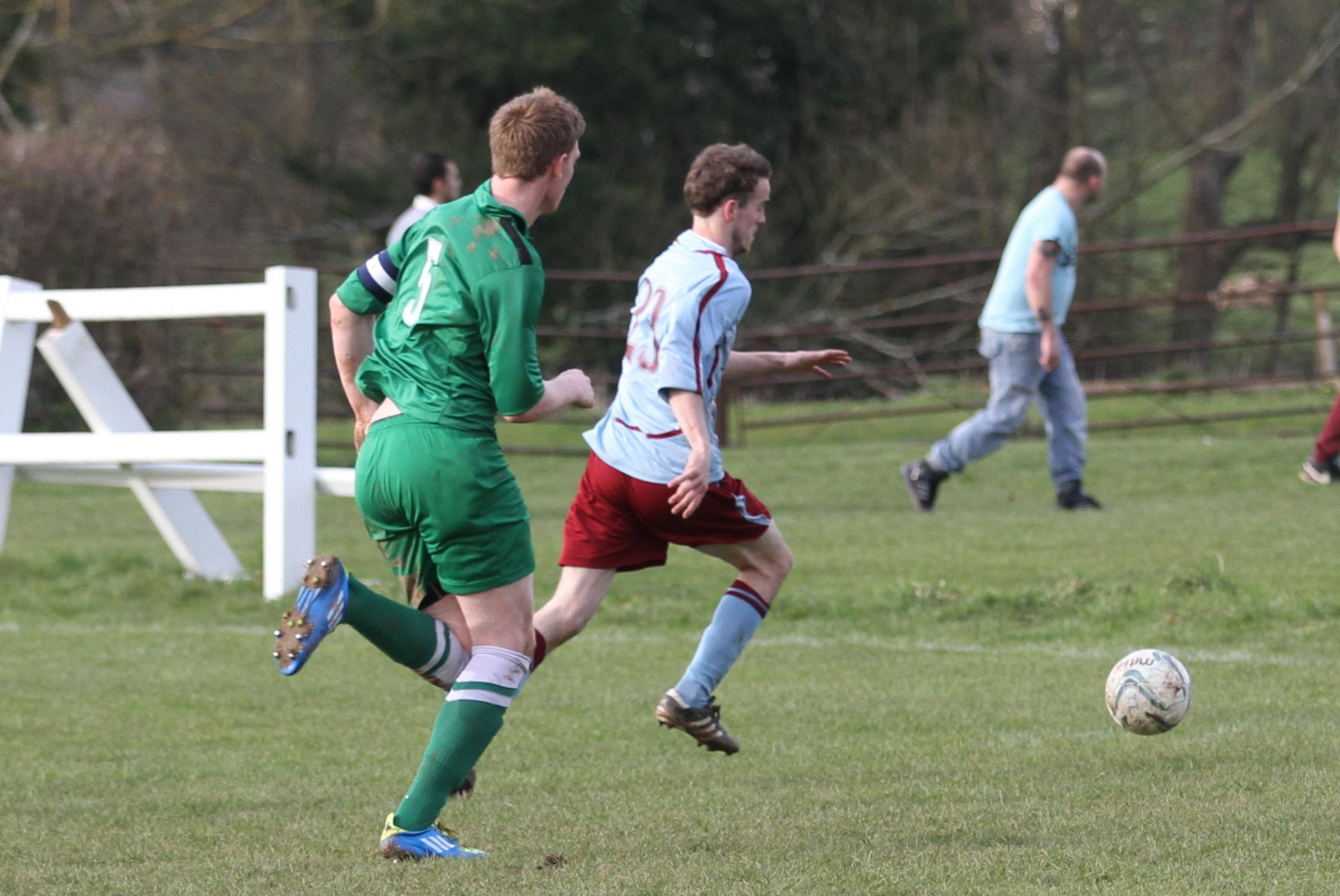 Tenbury Town seal 2-0 win in top-of-the-table clash with Fownhope