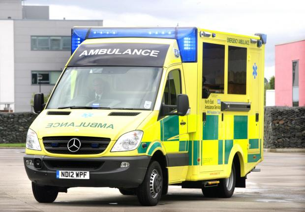 Paramedics treat Cleobury resident for electric shock