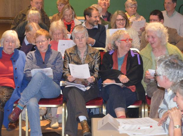 Ludlow Advertiser: Ludlow's Annual Town Meeting heard the latest on the Buttercross.