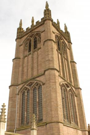 Hereford Diocese, which includes Ludlow, will host a second Festival of Churches later this year.