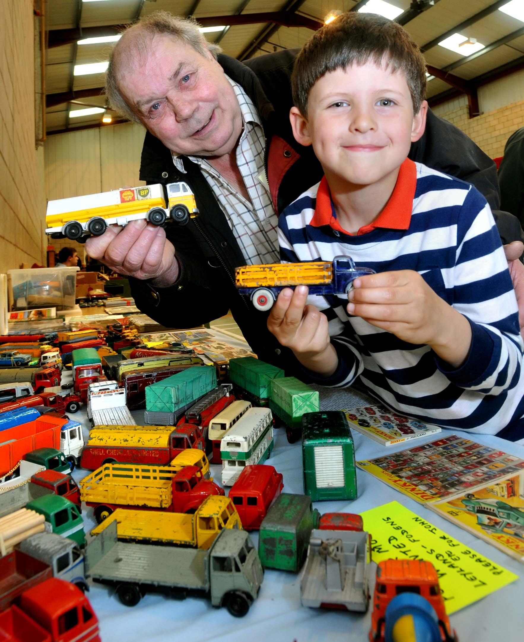 Craven Arms model railway group is just the ticket