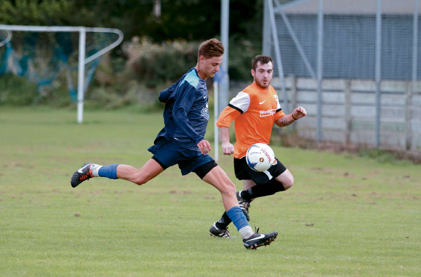 Collett and Breakwell on target in defeat