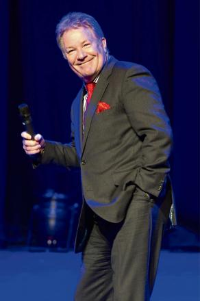 Jim Davidson is to appear at Ludlow Festival next month.