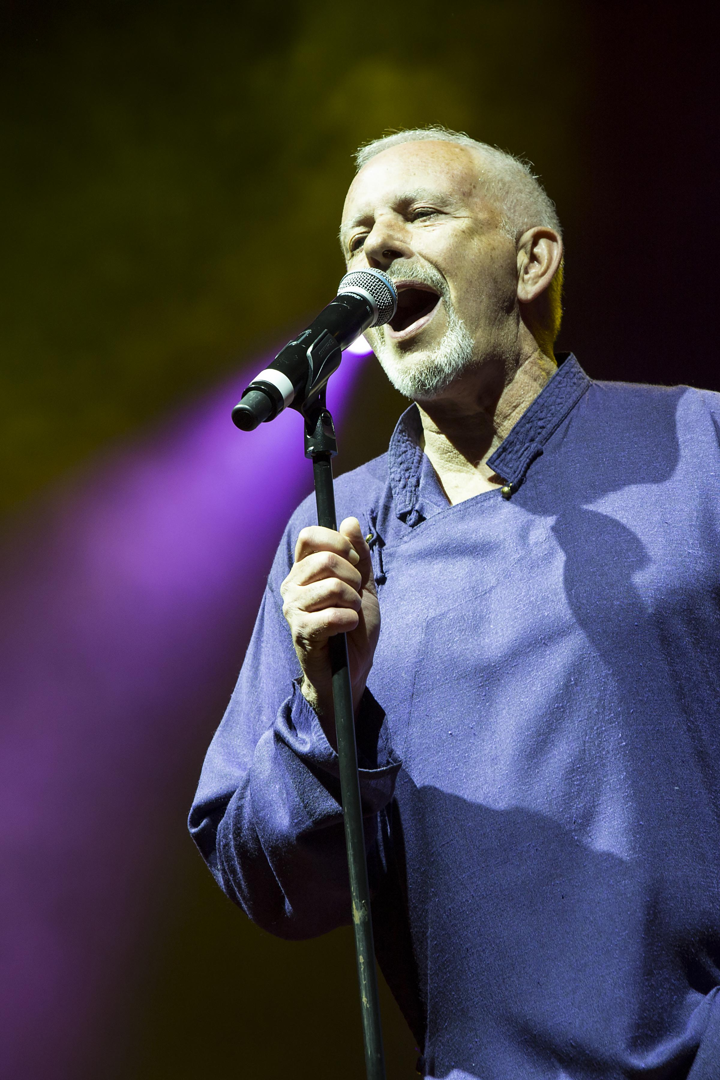 David Essex brings Ludlow Festival to an end
