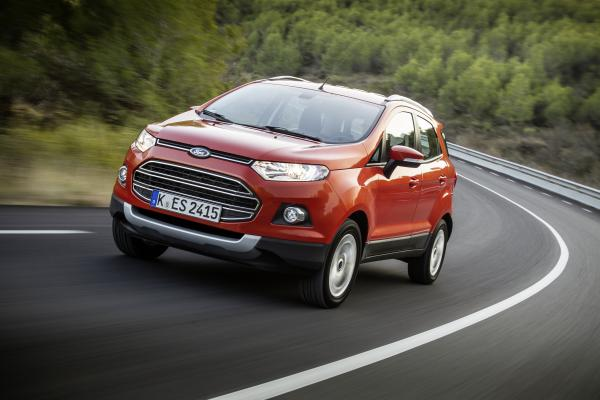 Clever Ecosport offers stylish practicality
