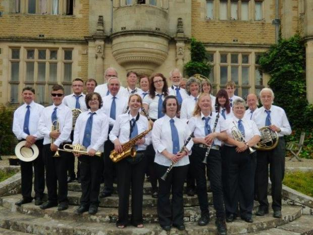 Ludlow Concert Band is putting on a concert  to support improvement works at St Laurence's Church.