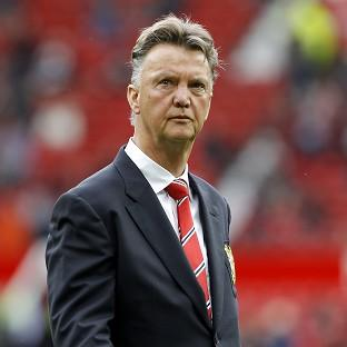 Manchester United manager Louis van Gaal wants more sign