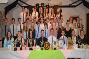Big night for Teme Valley Young Farmers