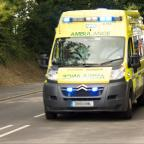 Ludlow Advertiser: Four men were injured following an accident in Little Stretton.