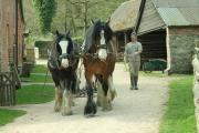 Acton Scott Historic Working Farm has appeared on Countryfile.
