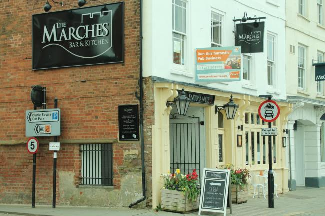 Plea Made Over Plan To Open Pizza Parlour In Ludlow Ludlow