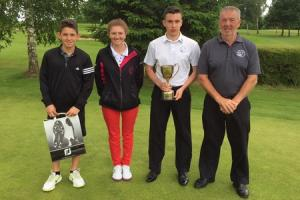 Cleobury Mortimer Golf Club hold captain's weekend event