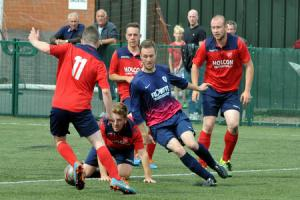 FOOTBALL: Hodge returns to AFC Ludlow