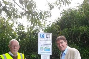Stretton Climate Care calls for more charging points for electric vehicles