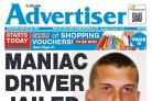Make sure you pick up the Advertiser today to win your shopping voucher