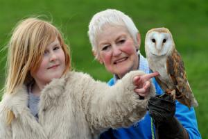 Birds attract at Discovery Centre