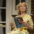 Ludlow Advertiser: Lisa Goddard in Relatively Speaking. Photograph by Nobby Clark