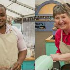 Ludlow Advertiser: Bake Off star Selasi took a road trip to see Val and our hearts might burst