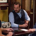 Ludlow Advertiser: Lee Carter looks set for trouble in new EastEnders images