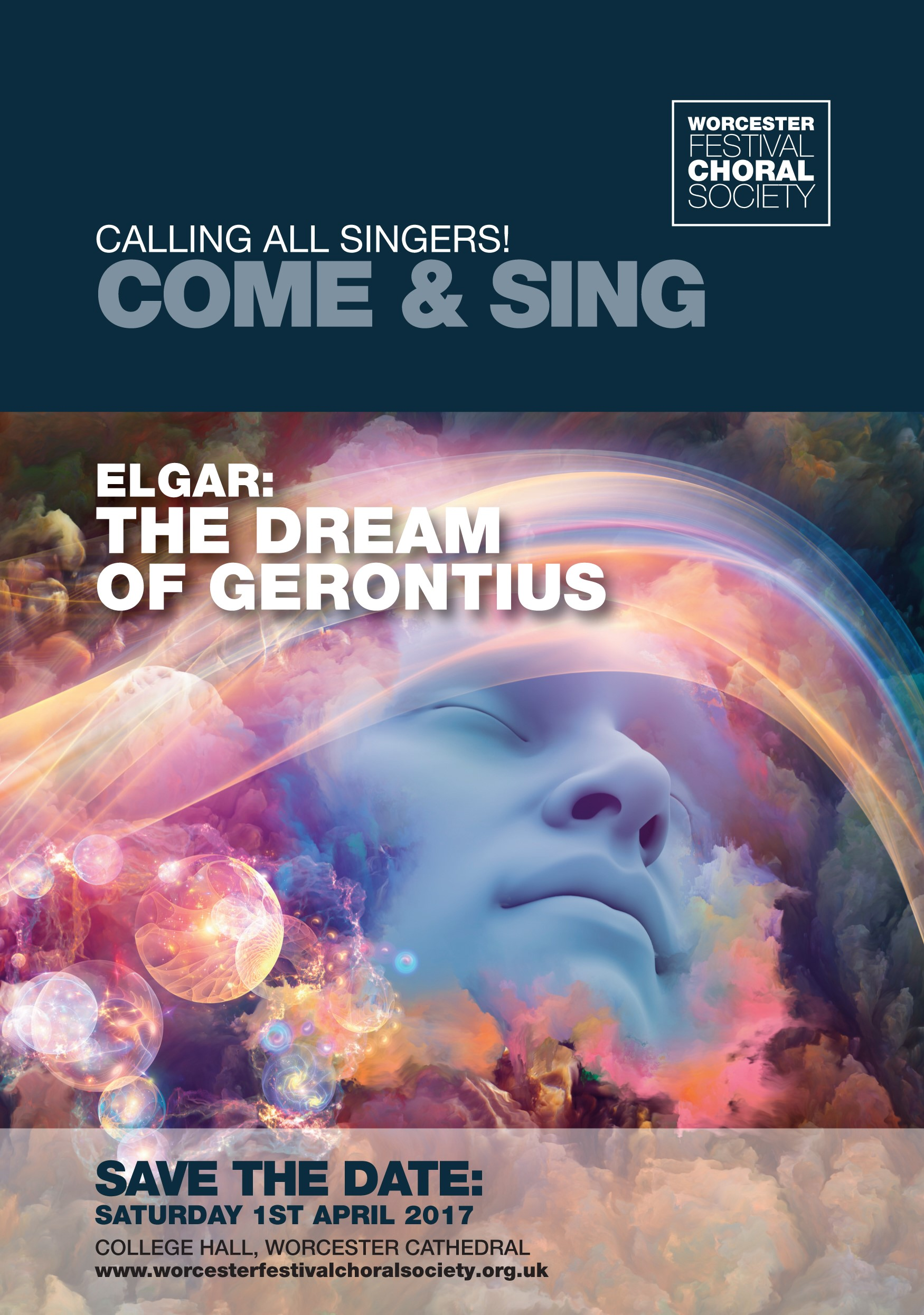 Come & Sing! Elgar: Dream of Gerontius - One-day workshop