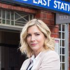 Ludlow Advertiser: Lisa Faulkner delights fans as she make EastEnders debut