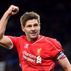 Ludlow Advertiser: Steven Gerrard and Alex Curran seem to have named baby Lio after Lionel Messi