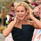 Ludlow Advertiser: Amanda Holden whacks Golden Buzzer for hilarious Daliso on BGT