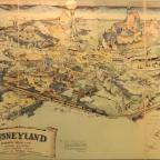 Ludlow Advertiser: Disneyland's first colour map fetches £556,000 at auction