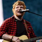 Ludlow Advertiser: Ed Sheeran hits back after being accused of using a backing track at Glastonbury