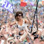 Ludlow Advertiser: Record audience for BBC Glastonbury coverage