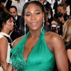 Ludlow Advertiser: Pregnant Serena Williams poses nearly nude on Vanity Fair cover