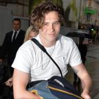 Ludlow Advertiser: Brooklyn Beckham supported by parents Victoria and David at book event