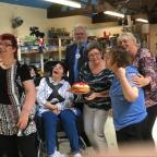 Ludlow Advertiser: Loudwater Studio hosted a bake-off event