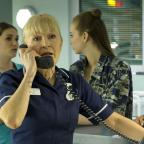 Ludlow Advertiser: Nurse Duffy played by Cathy Shipton (BBC/Adrian Heap)