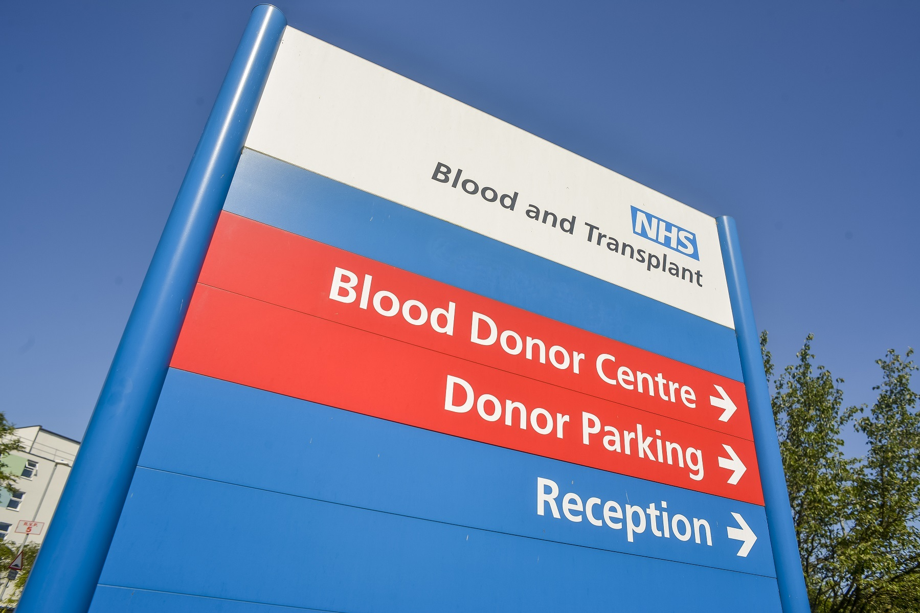NHS Blood and Transplant is calling for more county residents to register this year
