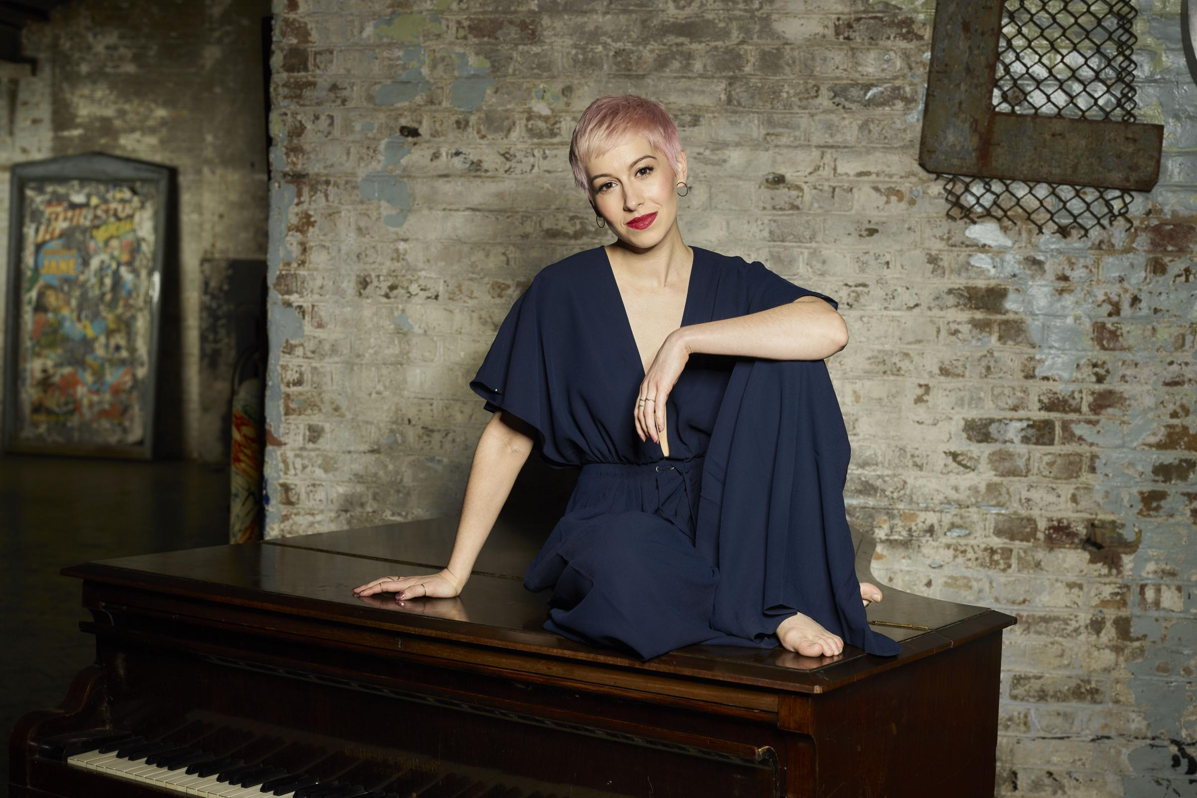 SuRie 'cynical' but not worried about poor Eurovision score (BBC/Joel Anderson)