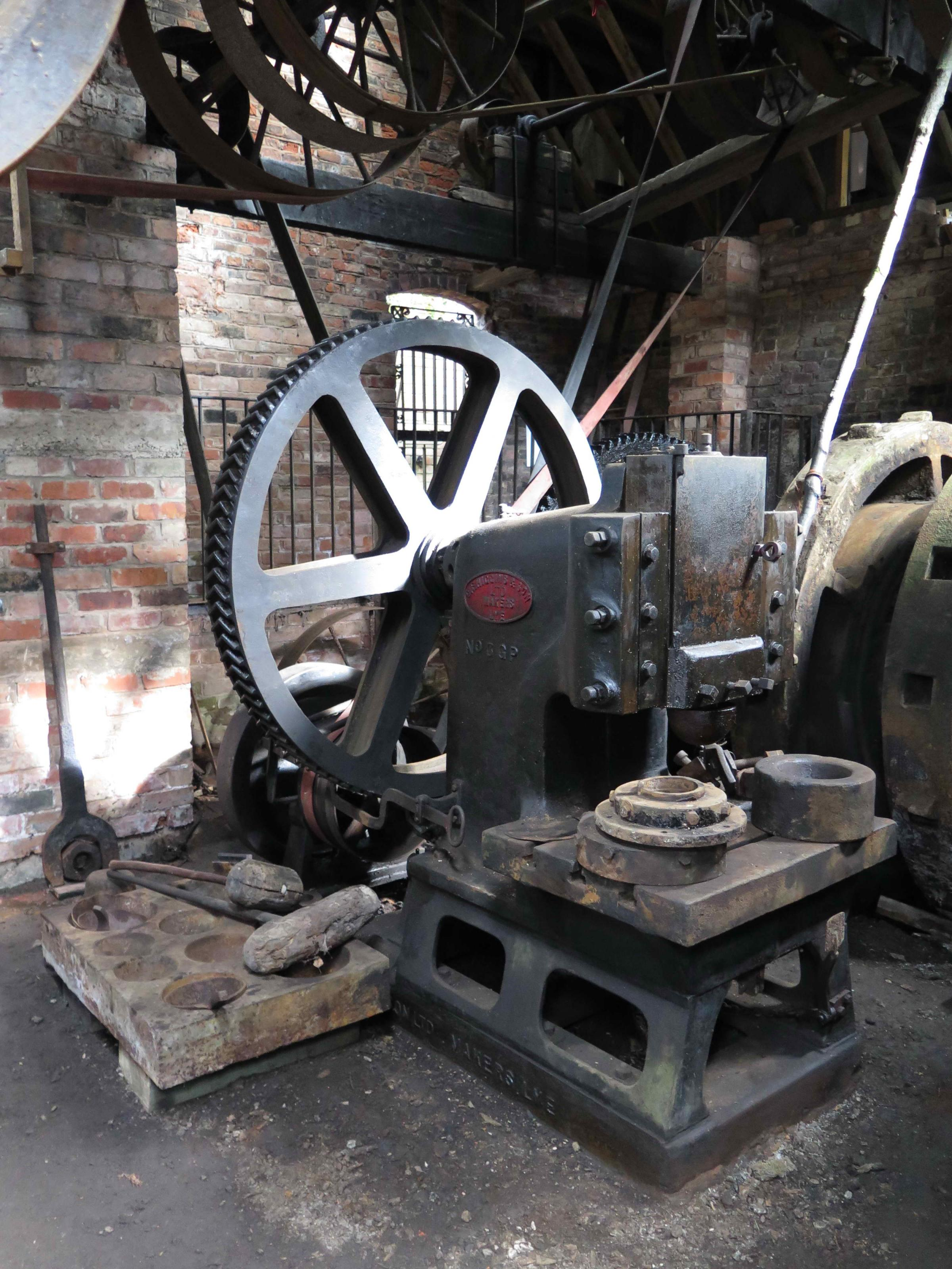 Churchill Forge Water Mill Open Day - April