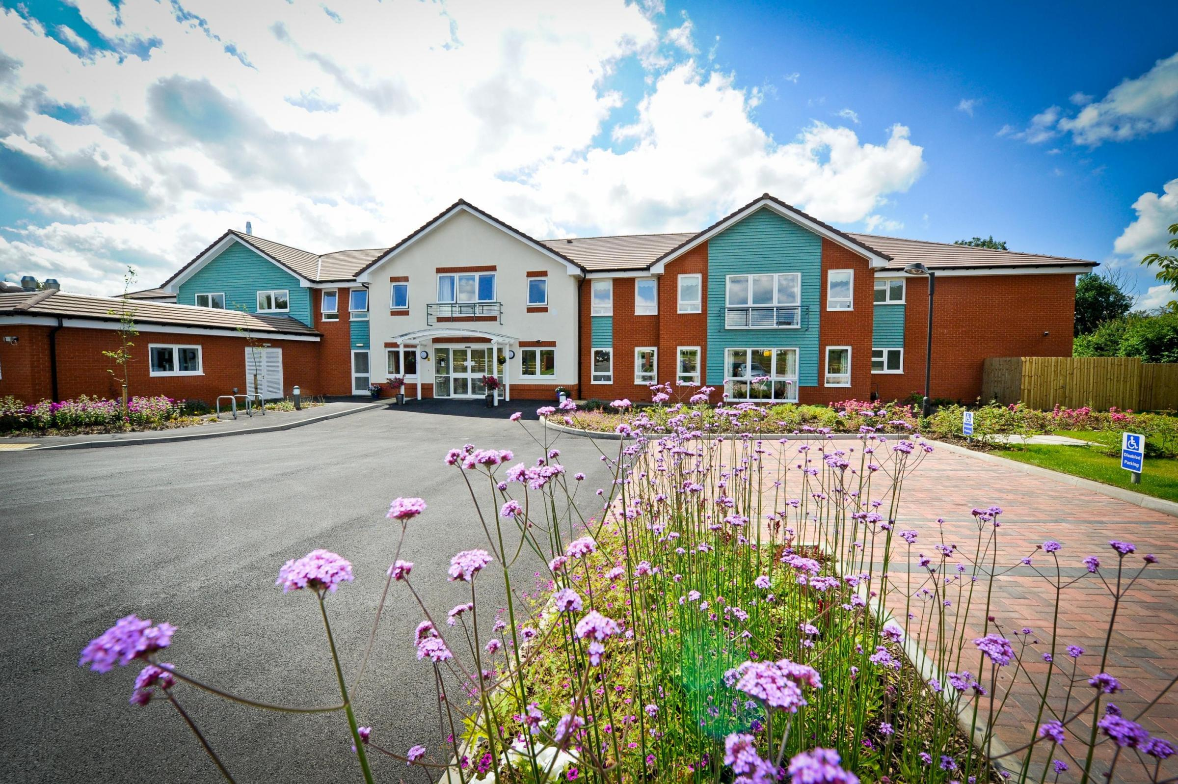 Hagley Place in Ludlow performs strongly in nationwide survey of care home residents