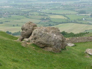 Parsons folly & the Elephant Stone walk with Evesham Ramblers
