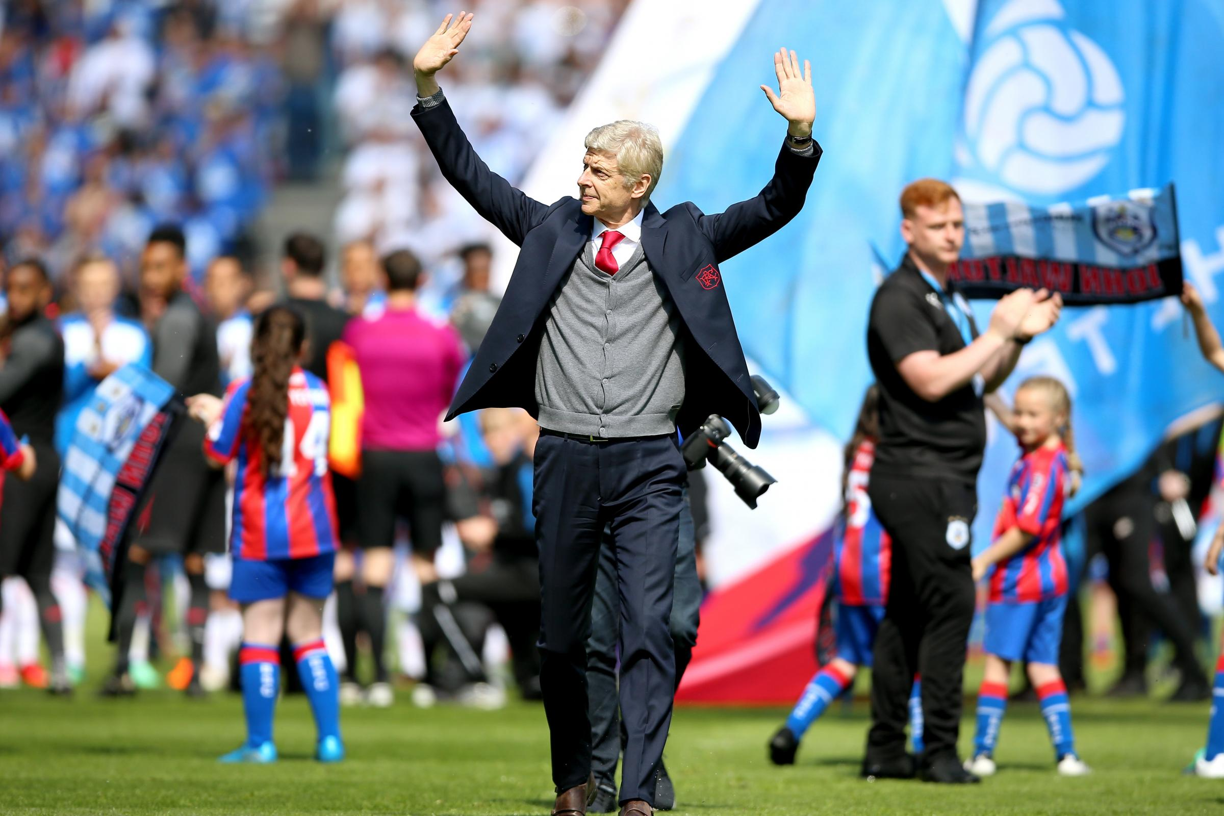 Arsenal are looking for a replacement for long-serving manager Arsene Wenger (Nigel French/EMPICS Sport)
