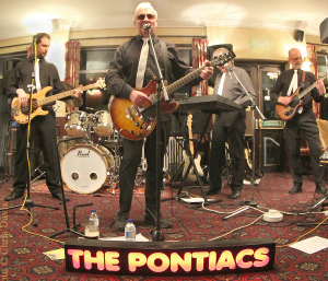 John Banner Promotions present Rock 'n' Reminisce with The Pontiacs
