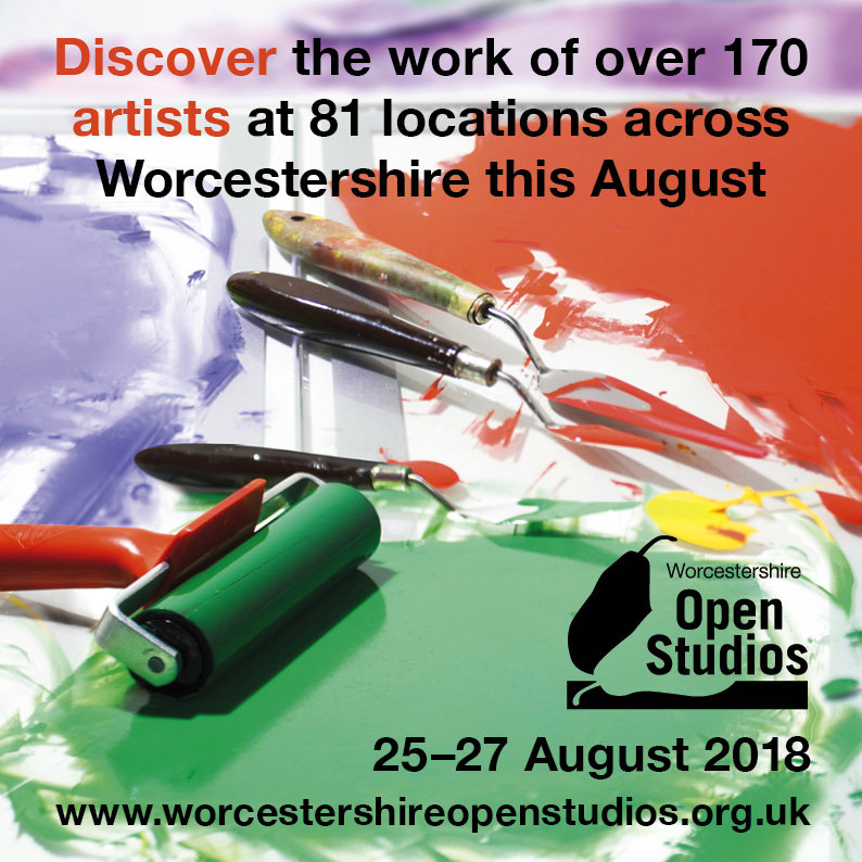 Worcestershire Open Studios 2018