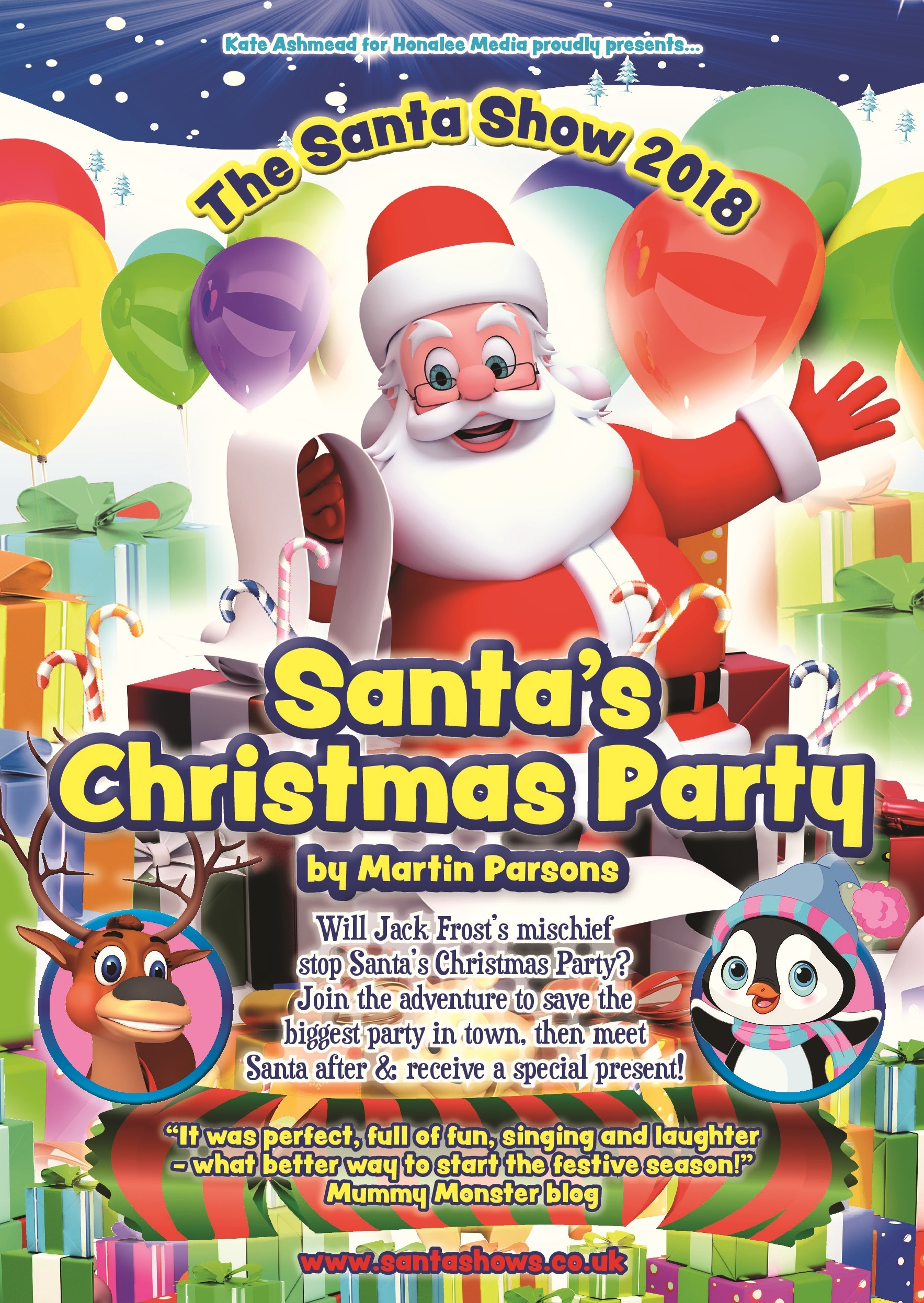 The Santa Show 2018: Santa's Christmas Party